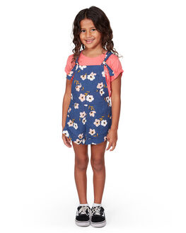 ORION BLUE KIDS GIRLS BILLABONG DRESSES + PLAYSUITS - BB-5507502-ION