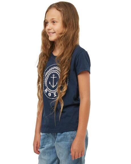 DRESS BLUES KIDS GIRLS ROXY TEES - ERGZT03285BTK0