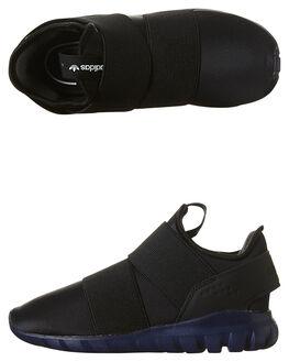 BLACK DARK BLUE KIDS TODDLER BOYS ADIDAS ORIGINALS FOOTWEAR - S32100BLK