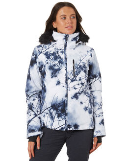 BRIGHT WHITE PINESKY BOARDSPORTS SNOW ROXY WOMENS - ERJTJ03159WBK1