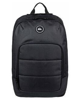 BLACK MENS ACCESSORIES QUIKSILVER BAGS - EQYBP03497KVJ0