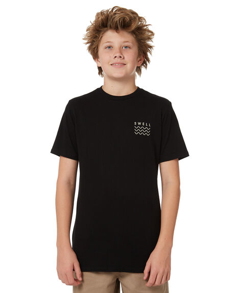 BLACK OUTLET KIDS SWELL CLOTHING - S3184010BLACK