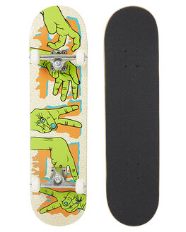 MULTI SKATE COMPLETES SEVEN SKATEBOARDS  - SVNCOMP1172MULTI