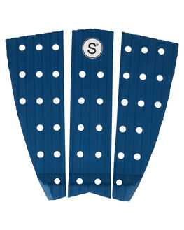 NAVY BOARDSPORTS SURF SYMPL SUPPLY CO TAILPADS - SYMPLTW2NVY