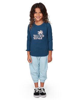 ORION BLUE KIDS GIRLS BILLABONG TOPS - BB-5507072-ION