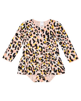 LEOPARD KIDS BABY BONDS CLOTHING - BXMTA8JC