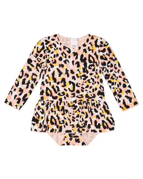 LEOPARD KIDS BABY BONDS CLOTHING - BXMTA8JC