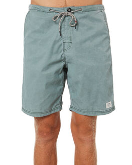 OLIVE MENS CLOTHING KATIN BOARDSHORTS - TRBEA00OLI