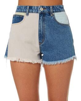 SO FRESH WOMENS CLOTHING A.BRAND SHORTS - 71327-4174