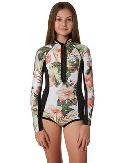 WHITE BOARDSPORTS SURF RIP CURL GIRLS - WSP7LJ1000