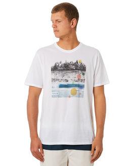 WHITE MENS CLOTHING HURLEY TEES - BV9975100