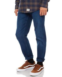 DETOUR BLUE MENS CLOTHING LEE JEANS - L-606119-U36DEBLU