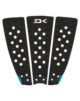 BLACK BOARDSPORTS SURF DAKINE TAILPADS - 10001105BLK