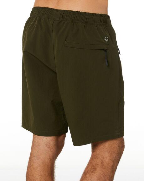 MILITARY MENS CLOTHING STAY SHORTS - SWA-20301MIL