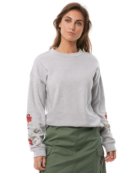 GREY MARLE OUTLET WOMENS ELWOOD JUMPERS - W82303309