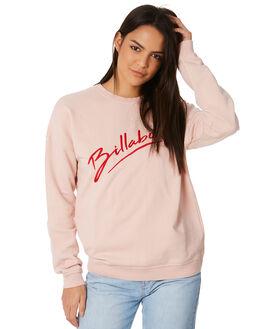 ASH ROSE WOMENS CLOTHING BILLABONG JUMPERS - 6581732ASHR