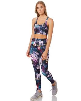 HYPERBLOOM PRINT WOMENS CLOTHING LORNA JANE ACTIVEWEAR - 101951HYP