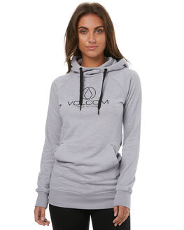 HEATHER GREY SNOW OUTERWEAR VOLCOM LAYERING - H2451804HGR