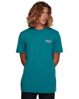 EMERALD MENS CLOTHING BILLABONG TEES - BB-9591005-EME