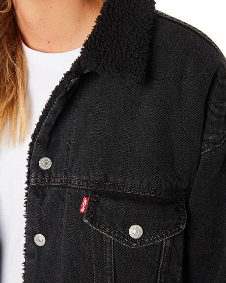 LONE RANGER WOMENS CLOTHING LEVI'S JACKETS - 79699-00010001