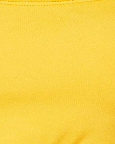 GOLDEN WOMENS SWIMWEAR RVCA BIKINI TOPS - RV-R492801-GLE