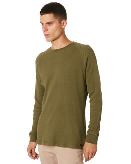 ARMY MENS CLOTHING ACADEMY BRAND JUMPERS - 19W418ARMY