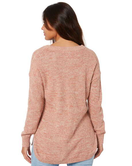 CLAY WOMENS CLOTHING RIP CURL KNITS + CARDIGANS - GSWEL10136