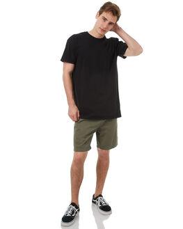 RIFLE GREEN MENS CLOTHING RUSTY SHORTS - WKM0856RFG