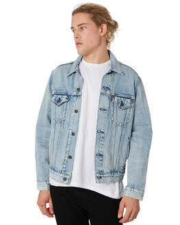 V SUPER LITE MENS CLOTHING LEVI'S JACKETS - 77380-0005VSLIT