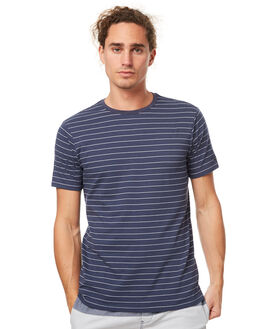 NAVY MENS CLOTHING RIP CURL TEES - CTEHD20049