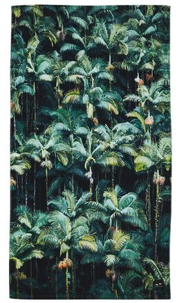 GREEN WOMENS ACCESSORIES SLOWTIDE TOWELS - ST056GRN