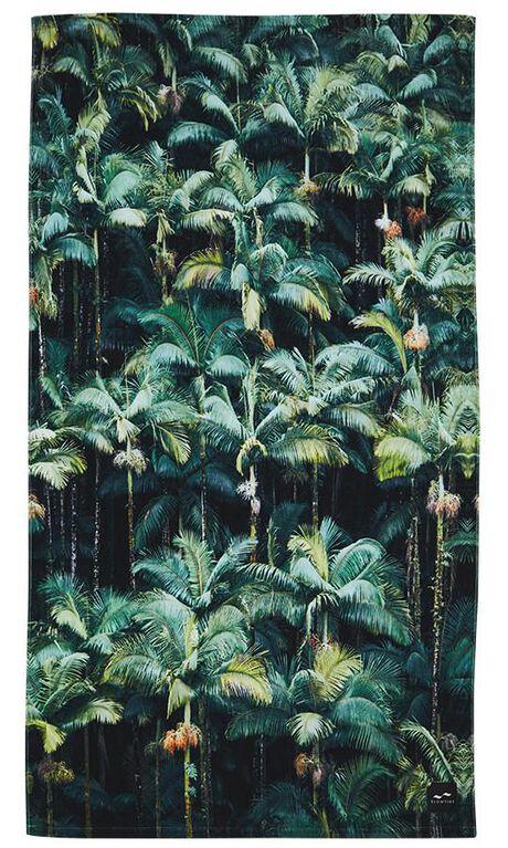 GREEN WOMENS ACCESSORIES SLOWTIDE TOWELS - ST056GRN