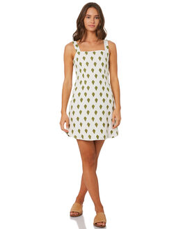 PRINT WOMENS CLOTHING ZULU AND ZEPHYR DRESSES - ZZ2538PRNT
