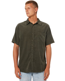 DARK ARMY MENS CLOTHING RUSTY SHIRTS - WSM0840DKA