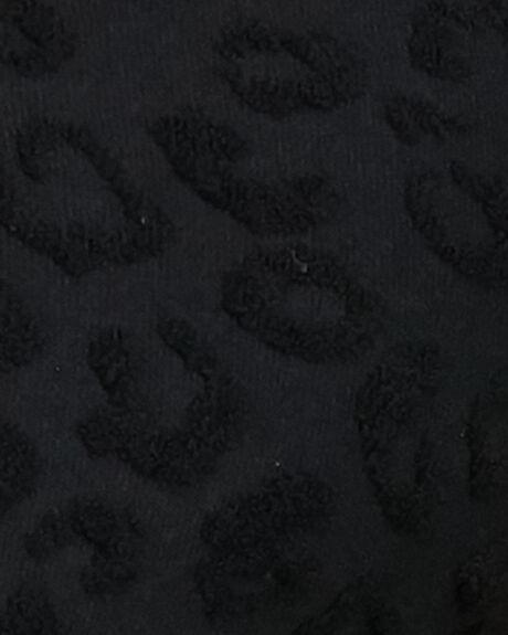 BLACK WOMENS SWIMWEAR RVCA BIKINI TOPS - RV-R405829-BLK