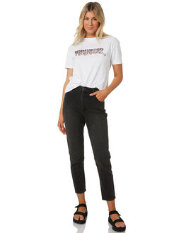 WHITE WOMENS CLOTHING WRANGLER TEES - W-951691-060