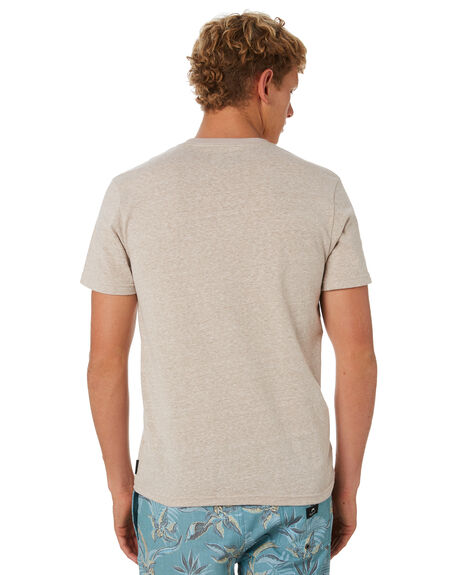 FEATHER GREY MENS CLOTHING RUSTY TEES - TTM2260FTG