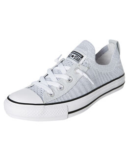 WHITE WOMENS FOOTWEAR CONVERSE SNEAKERS - 566249CWHT
