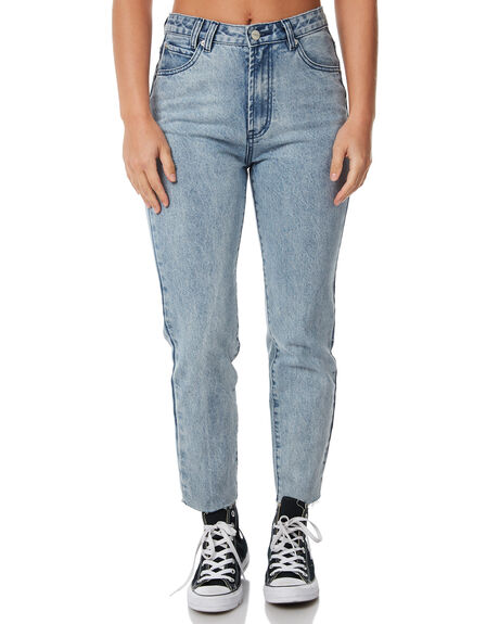 RIVAL BLUE WOMENS CLOTHING INSIGHT JEANS - 5000002691RVBLU