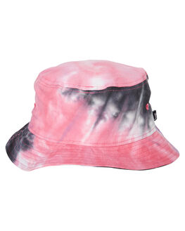PINK WOMENS ACCESSORIES STUSSY HEADWEAR - ST793006PINK