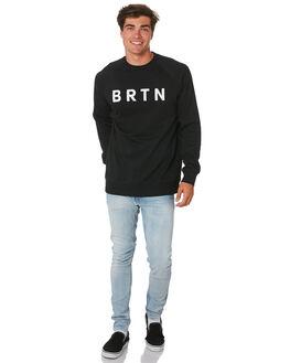 TRUE BLACK MENS CLOTHING BURTON JUMPERS - 137171001