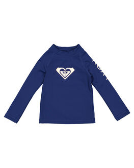 MEDIEVAL BLUE KIDS GIRLS ROXY SWIMWEAR - ERLWR03056-BTE0