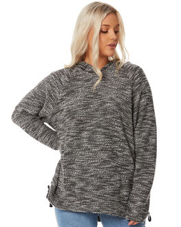 BLACK OUTLET WOMENS RUSTY JUMPERS - MWL0217BLK