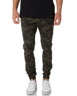 DARK CAMO MENS CLOTHING ZANEROBE PANTS - 759-MTGDCAM