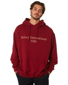 DARK PORT MENS CLOTHING STUSSY JUMPERS - ST097202DRKPT