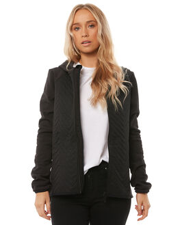 BLACK OUT WOMENS CLOTHING O'NEILL JACKETS - 8A5904BLK