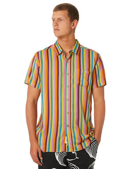 SAND MENS CLOTHING THE CRITICAL SLIDE SOCIETY SHIRTS - SS1863SAND