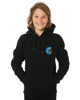 BLACK KIDS BOYS SWELL JUMPERS + JACKETS - S3194443BLACK