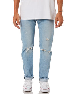 DAMAGED HECTOR WARP MENS CLOTHING LEVI'S JEANS - 00501-2664DHECW