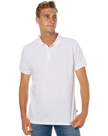 WHITE OUTLET MENS SWELL SHIRTS - S5162140WHT